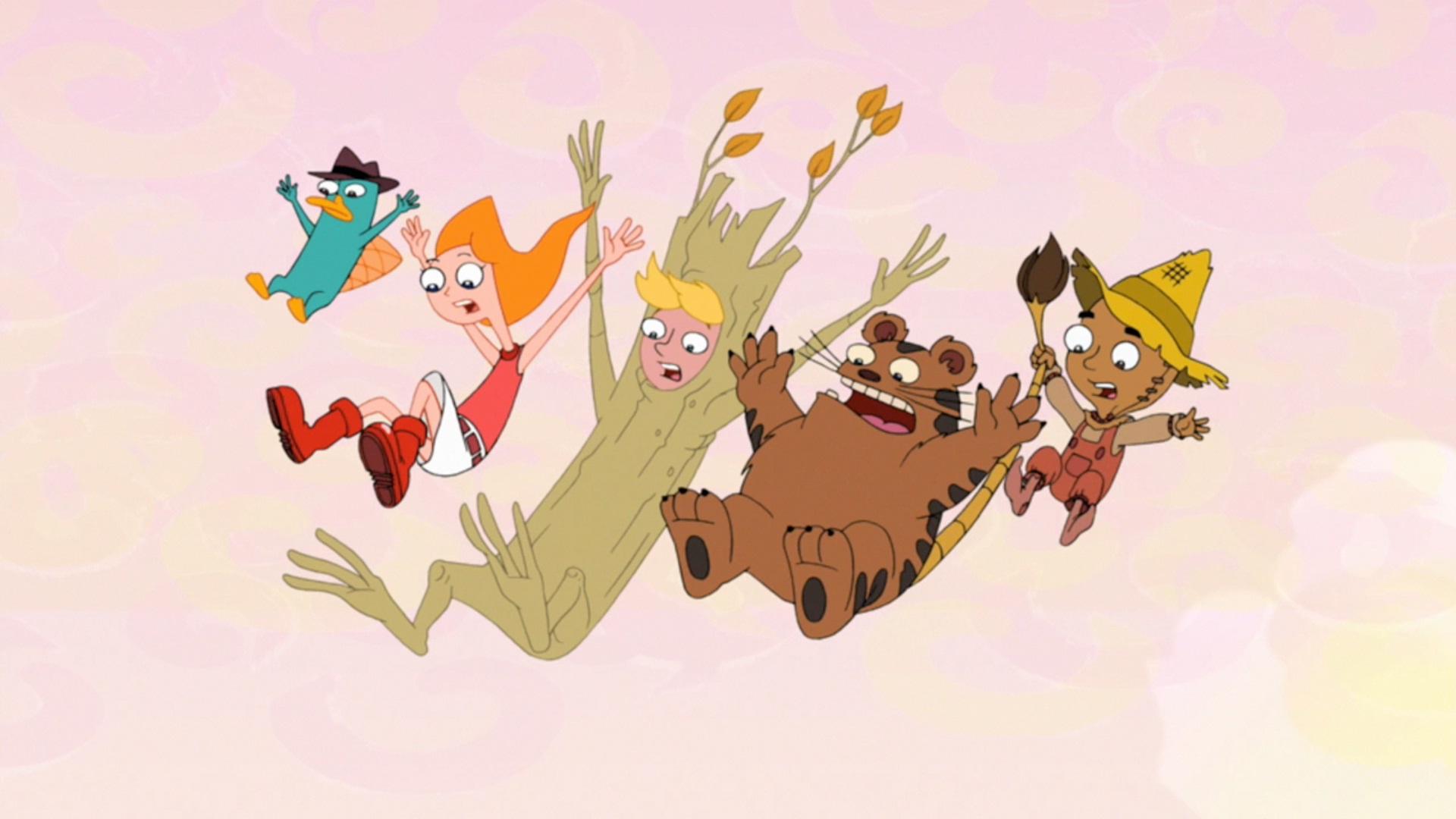 Wizard Of Odd Phineas And Ferb Wiki Fandom