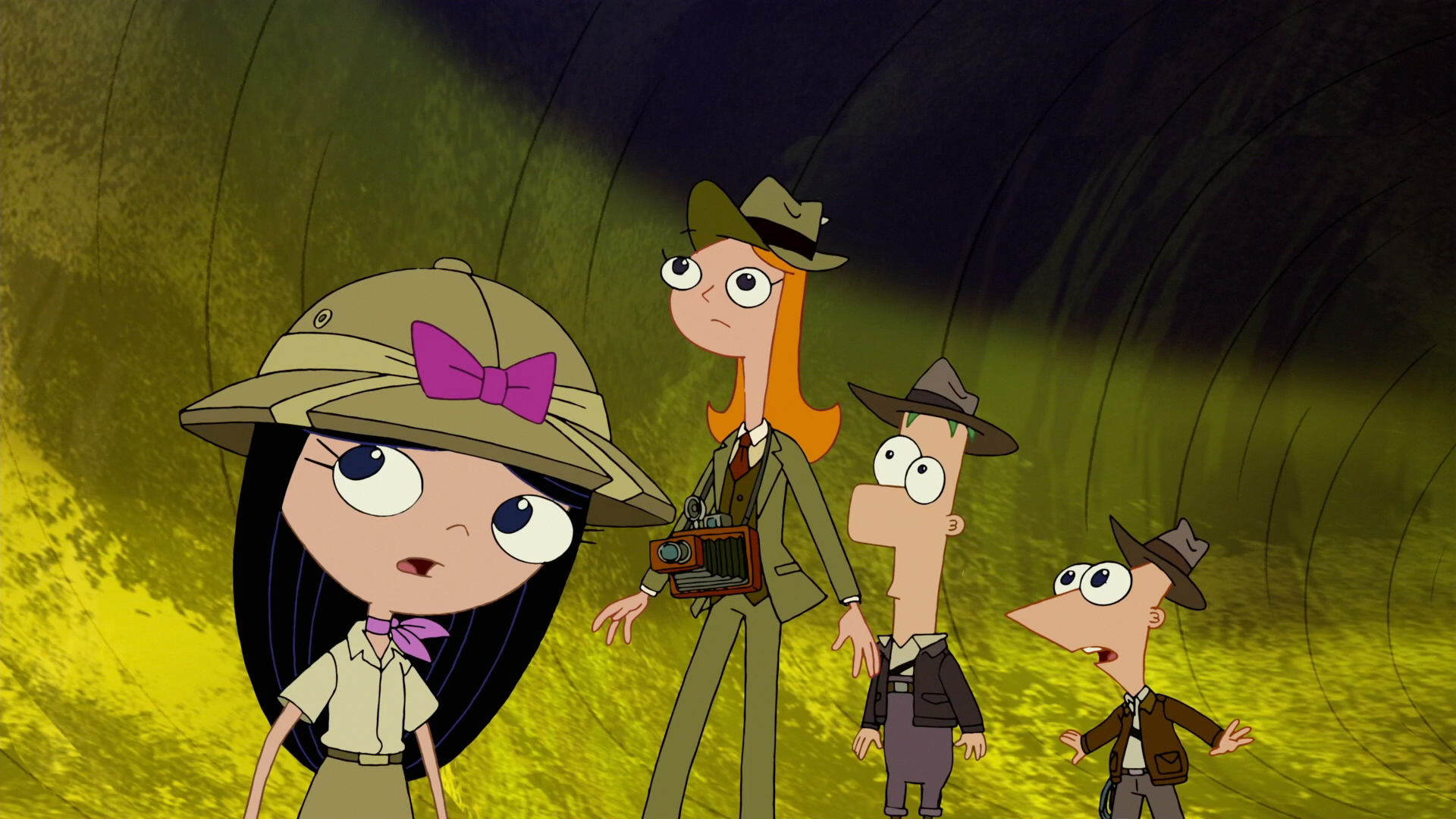 phineas and ferb and the temple of juatchadoon phineas and ferb