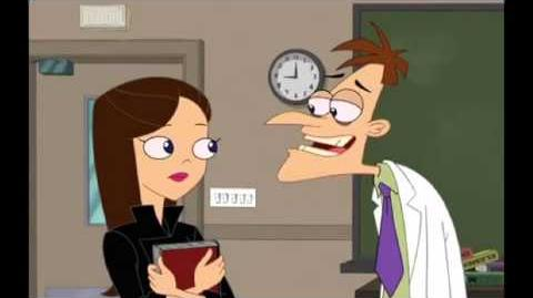 Dr Doofenshmirtz - Phineas and Ferb Theme