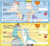 Phineas and Ferb checks