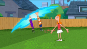 Phineas and Ferb disappear