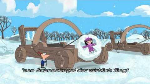 Phineas und Ferb - Das Weihnachtsspecial Intro
