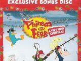 A Very Perry Christmas Bonus Disc