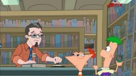 Phineas & Ferb - Heb Geen Ritme Ain't Got Rhythm Dutch HD