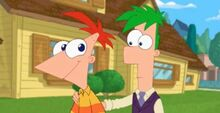 Phineas älter