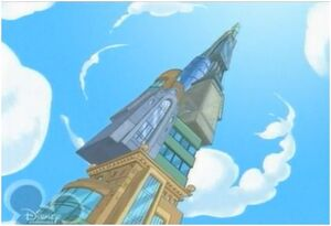 Phineas and Ferb's Building