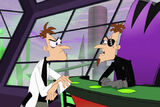 Doofenshmirtz and 2nd doofenshmirtz