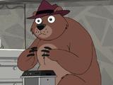 Agent B (bear)