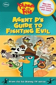 Agent P's Guide to Fighting Evil front cover