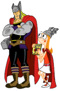 Mission Marvel - Candace and Thor