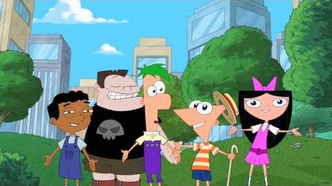 Phineas and Ferb - Ferb Latin (song)