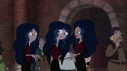 S04E25a Stacy arrives dressed as the same as well