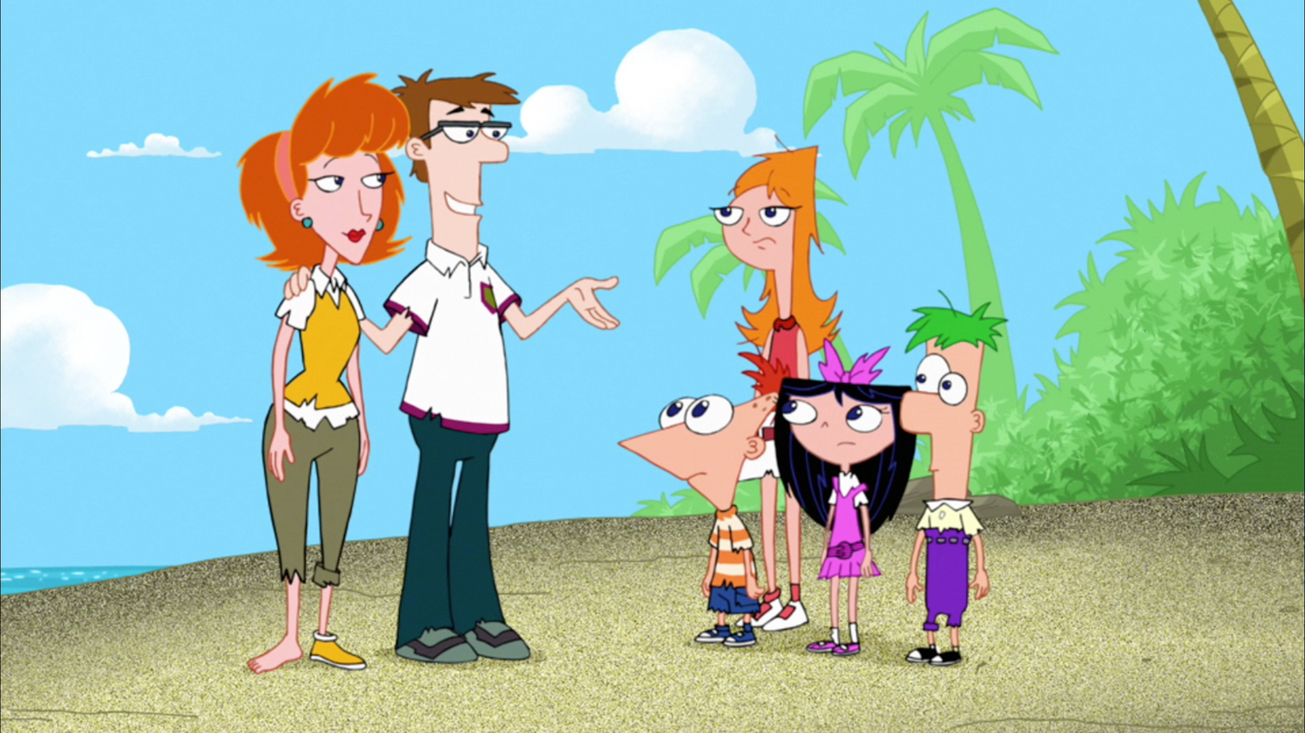 Isabella From Phineas And Ferb Porn Pretty swiss family phineas | phineas and ferb wiki | fandom poweredwikia