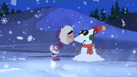 Phineas and Ferb - Let It Snow HD
