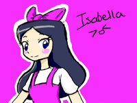 Isabella, by Kuzlalala
