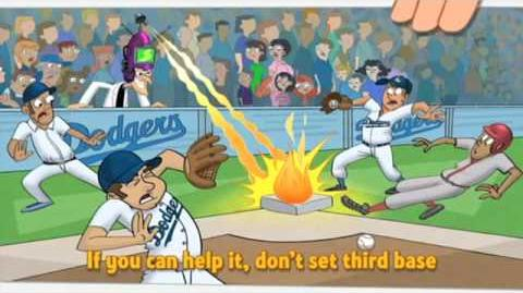 Phineas and Ferb - Dodger Stadium Code of Conduct