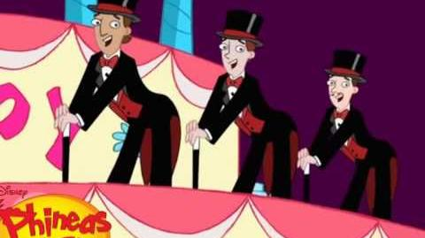 Phineas und Ferb-Song Sie ist Candace