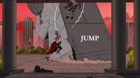 Phineas and Ferb - Jump
