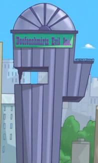Doofenshmirtz Evil Inc