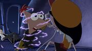 Phineas tells Isabella to go
