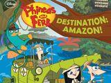 Destination: Amazon!