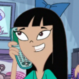 Stacy phone avatar