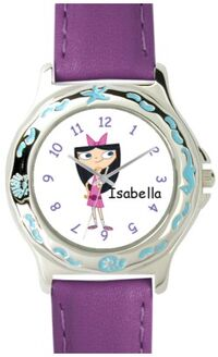 Disney Create-Your-Own royal watch - Isabella