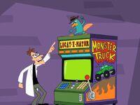 Monster Truck Locat-i-nator fake
