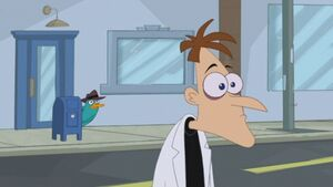 Perry and Doof first meet