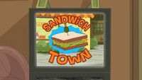 Sandwich Town Commercial