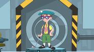 Carl undercover - golfer