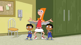 Two Baljeets and one Candace