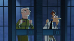 Where's Perry - Doof and Monogram Trapped