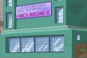 Doofenshmirtz Annex Building-K