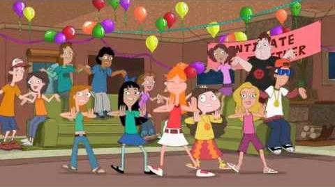 Phineas and Ferb - Candace Party