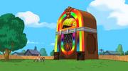 Giant Jukebox