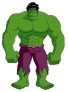 Mission Marvel - Hulk