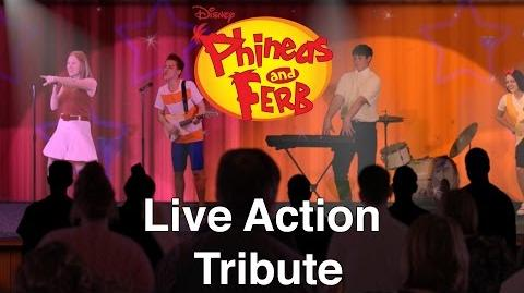 Phineas & Ferb Live Action Tribute - Gitchee Gitchee Goo-0