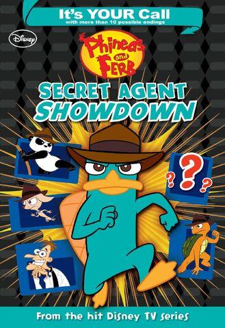File:It's Your Call- Secret Agent Showdown front cover.jpg