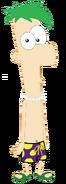 Ferb Swim Trunks