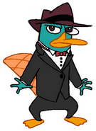 Perry Tuxedo Promotional Image