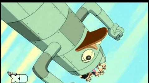 Phineas und Ferb Perrytronig