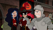 S04E25a The Pimpernel reveals to be Stacy