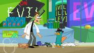 Doctor Wexler is Perry?