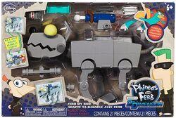 Ferb My Ride - Robot Dog