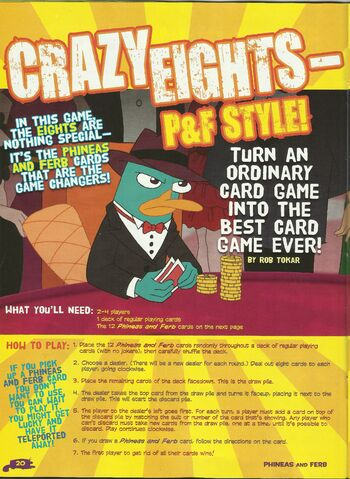 Image Pnf Crazy 8s Instructionsg Phineas And Ferb Wiki