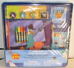 Activity Tin Set