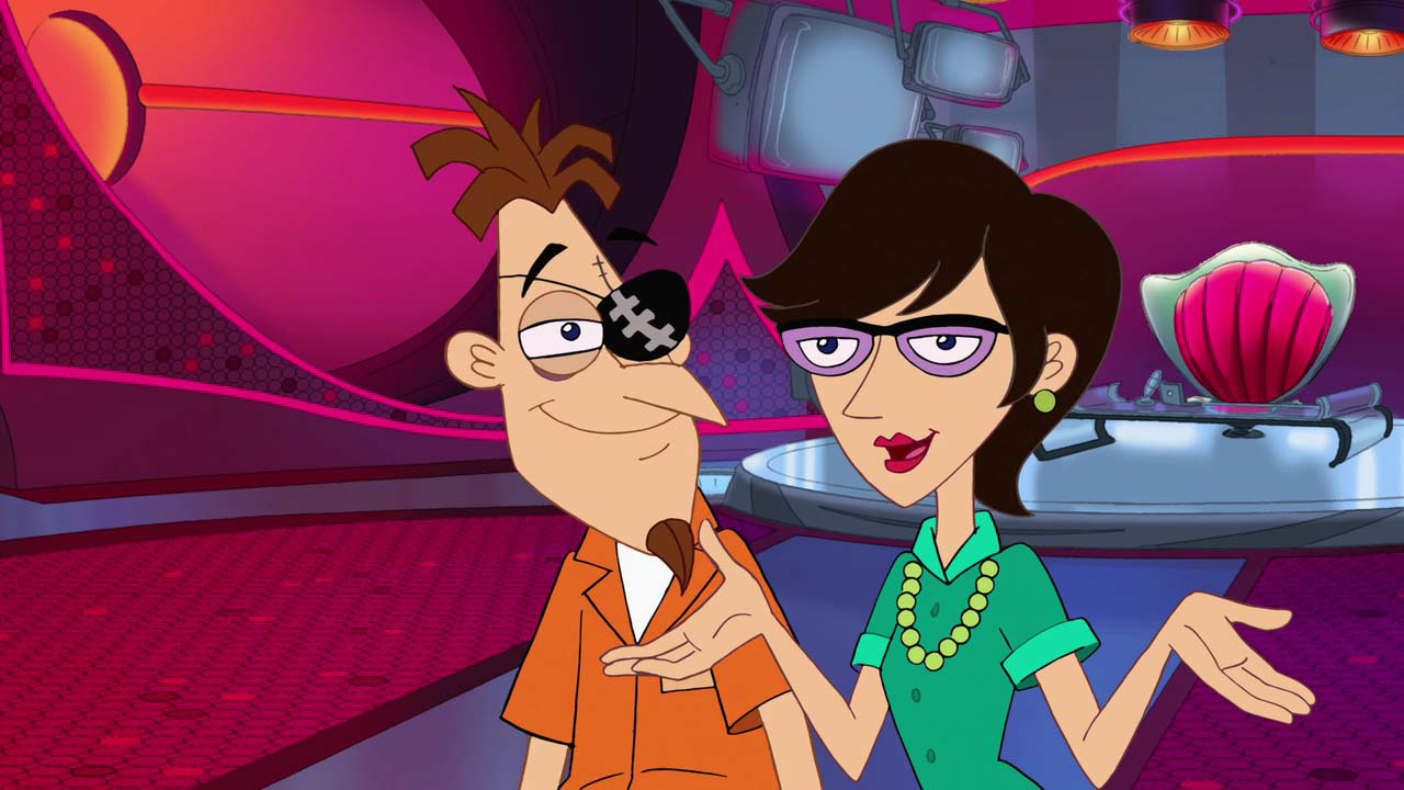 Charlene S No Longer Married To Doofenshmirtz Penthouse