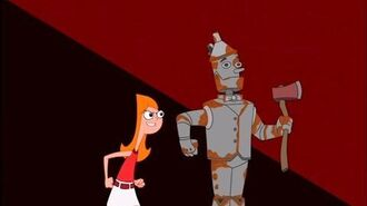 Phineas and Ferb Rusted (Bulgarian)