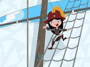 Pirate Isabella